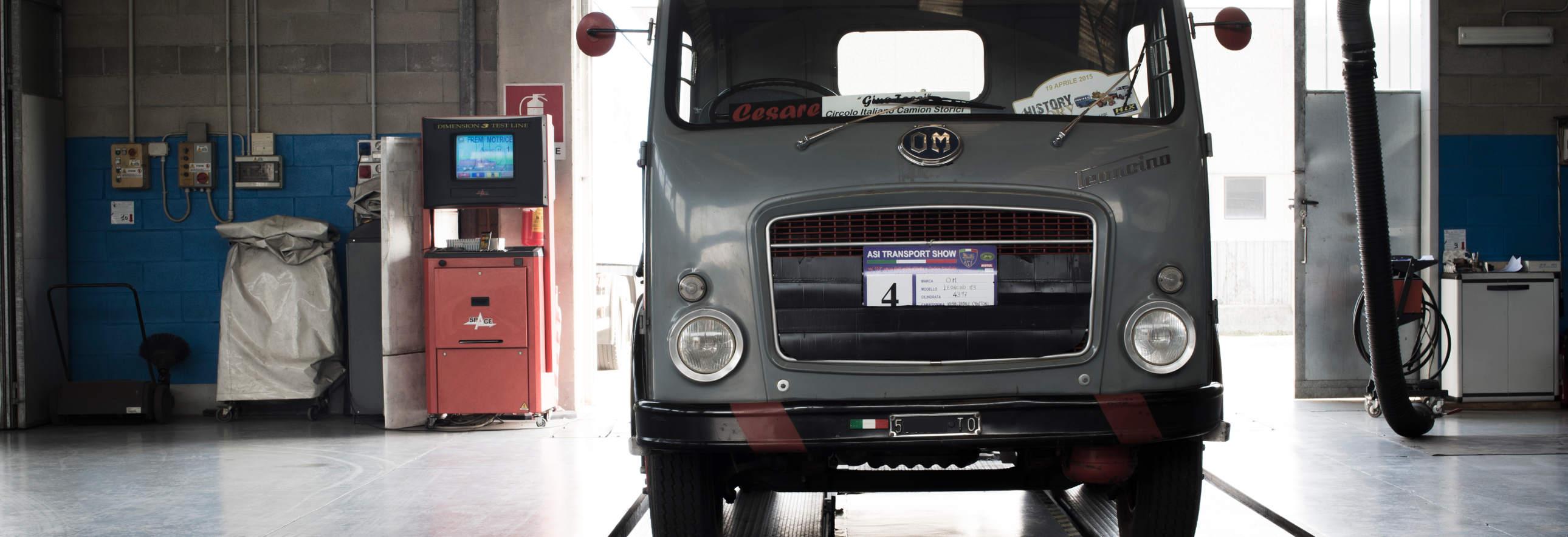 Revisione veicoli oltre 35qt